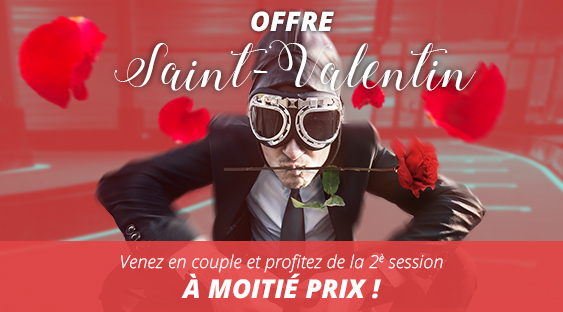 offre karting saint valentin
