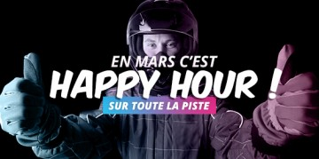 L'happy hour continue en juillet