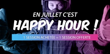 Happy hour juillet