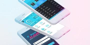 application mobile straskart