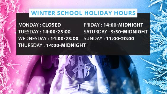 horaires-anglais